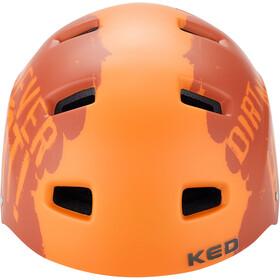 KED 5Forty Helmet Barn dirt orange
